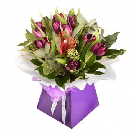 Romantic Tulips
