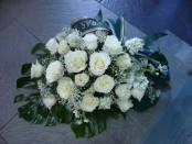 Funeral roses